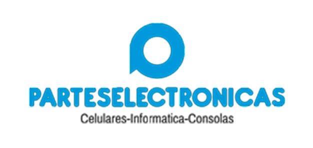 logo partes electrónicas argentina